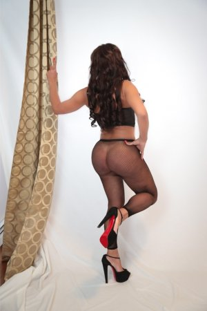 Sakine escort girl in Algonquin Illinois and massage parlor